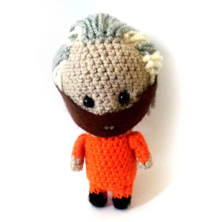 I Crochet Cute Supervillains