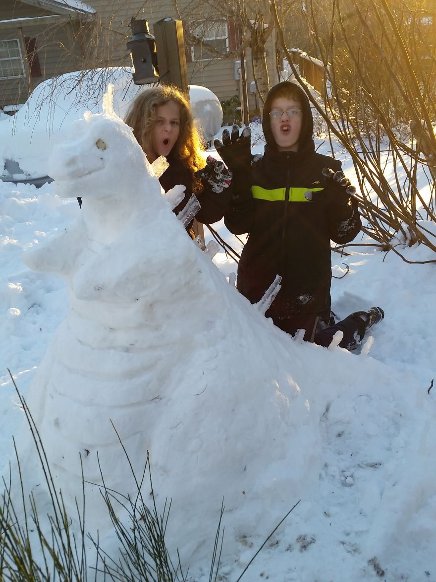 Snowzilla!