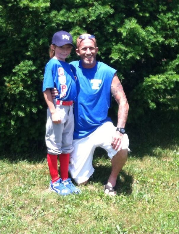 This Baseball Coach Offered His Own Kidney To Save His Littlest Player's Life.
