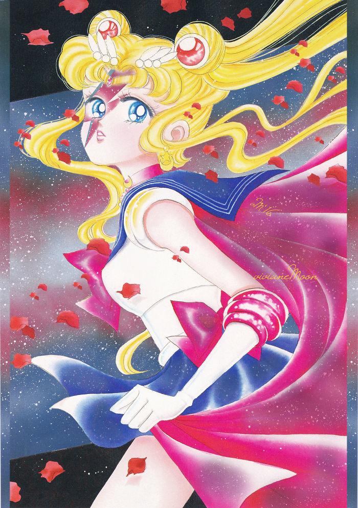 Sailor Ziggy Stardust
