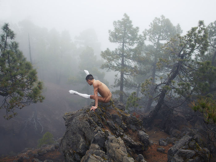 This Swedish Photographer Captures Mindblowing Images Of Dancers In Nature