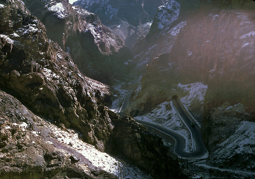 Beautiful photos of Afghanistan in the 60s