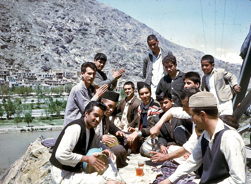 Afghanistan In The 1960's Was Strikingly Different Before War