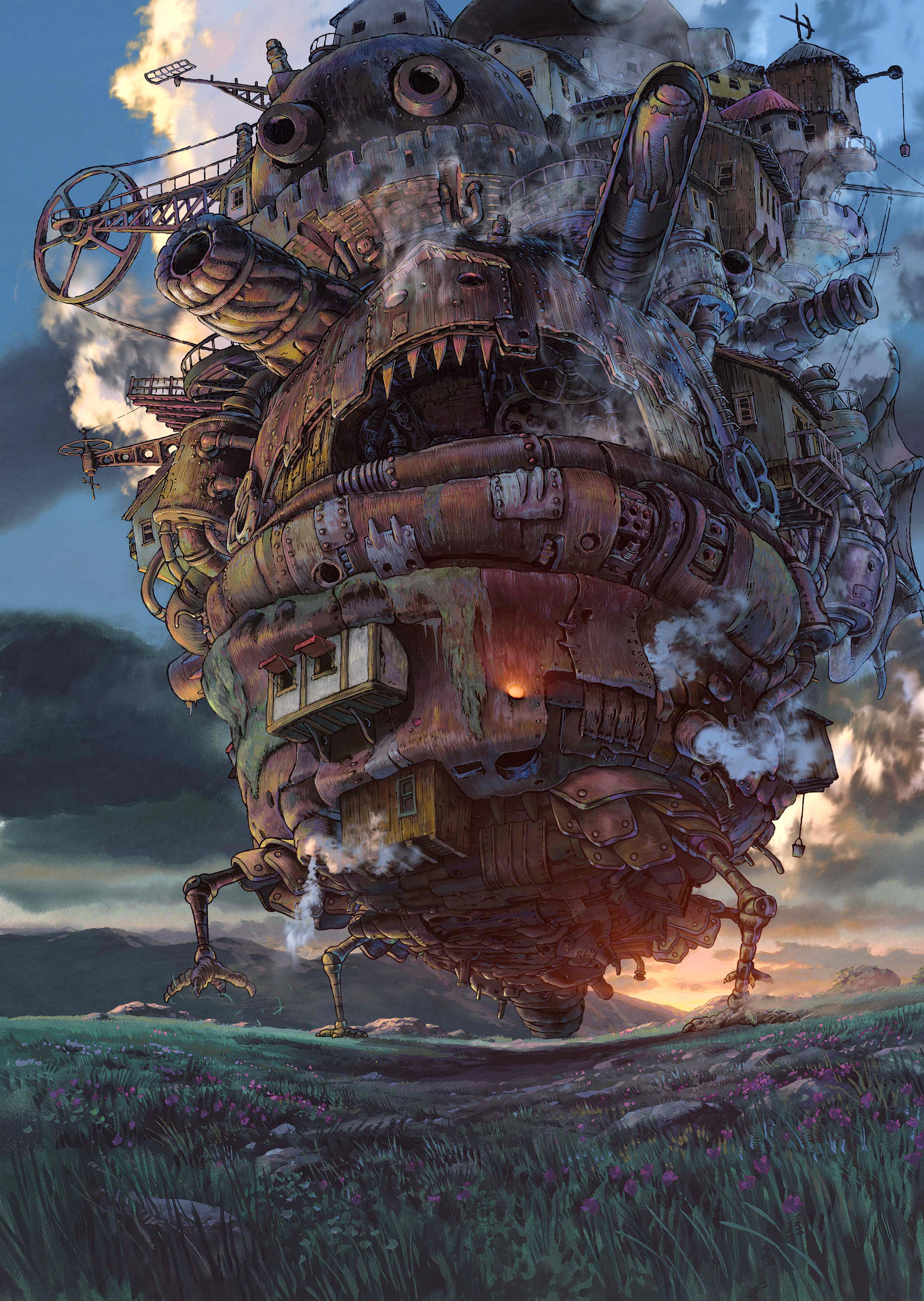 anime miyazaki - photo #31
