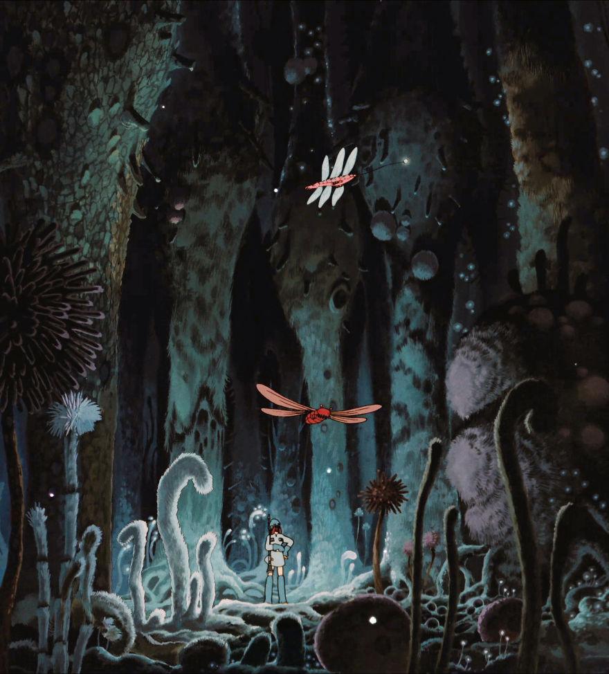 Ghibli artworks great for phone wallpapers Album on Imgur