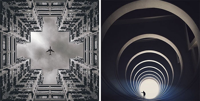 This Symmetry-Filled Instagram Will Satisfy Every Perfectionist's Soul