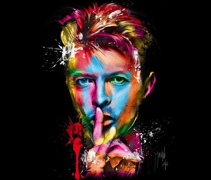Rip The Legend David Bowie