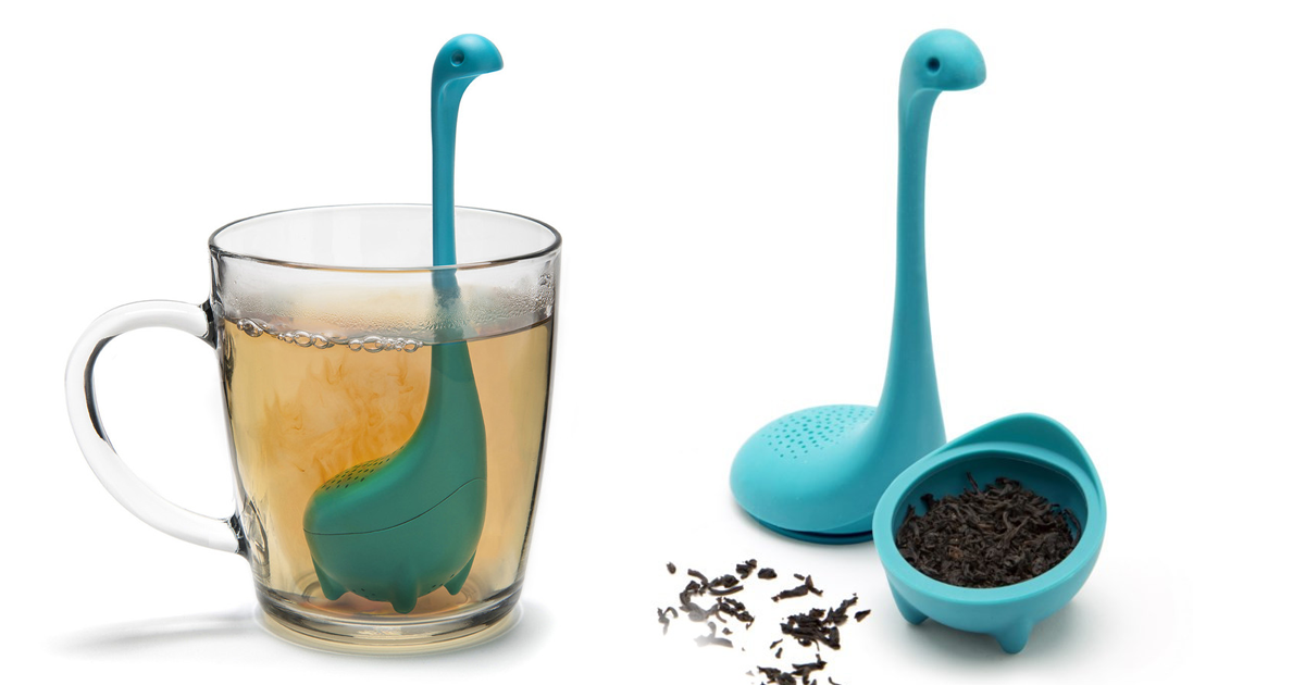 Loch Ness Is Back As A Tea Infuser