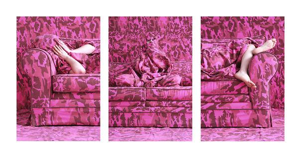 Pink Revolution By Wadi Mhiri Tunisia