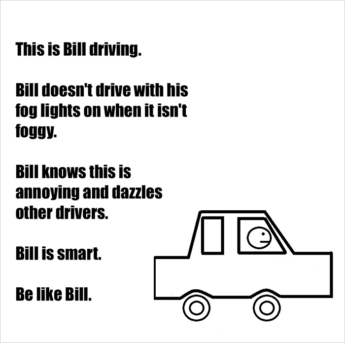 Be Like Bill