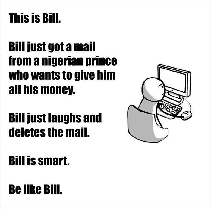 Be Like Bill