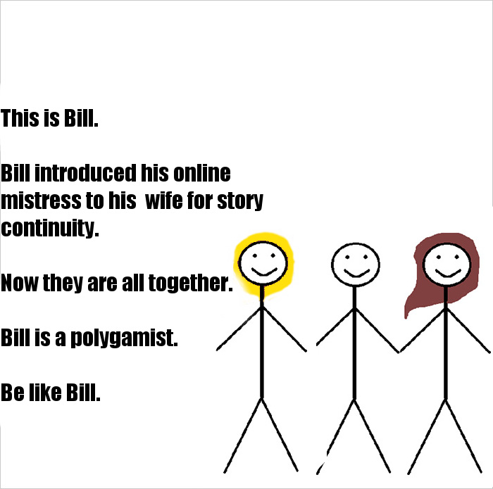 Story Continuity Bill