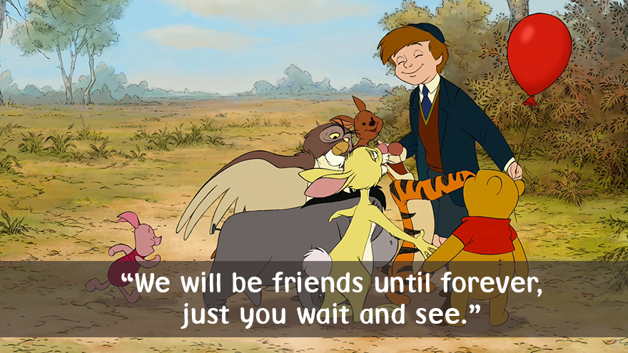 Winnie The Pooh Quotes About Friendship Fair Celebrate Winnie The Pooh's Day With 22 Of His Best Quotes  Bored