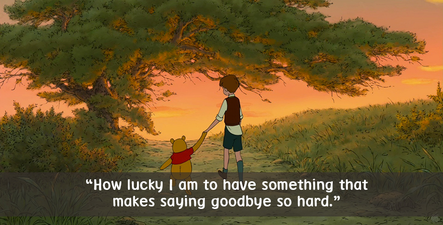 Celebrate Winnie The Pooh S Day With 25 Of His Best Quotes Bored Panda