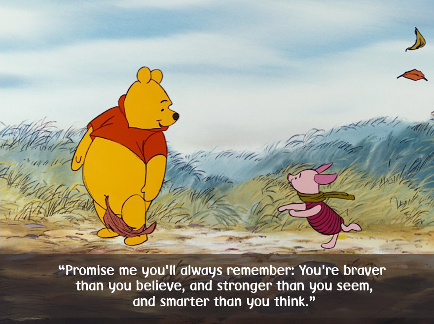 75+ Winnie The Pooh Quote Stronger Than You Think