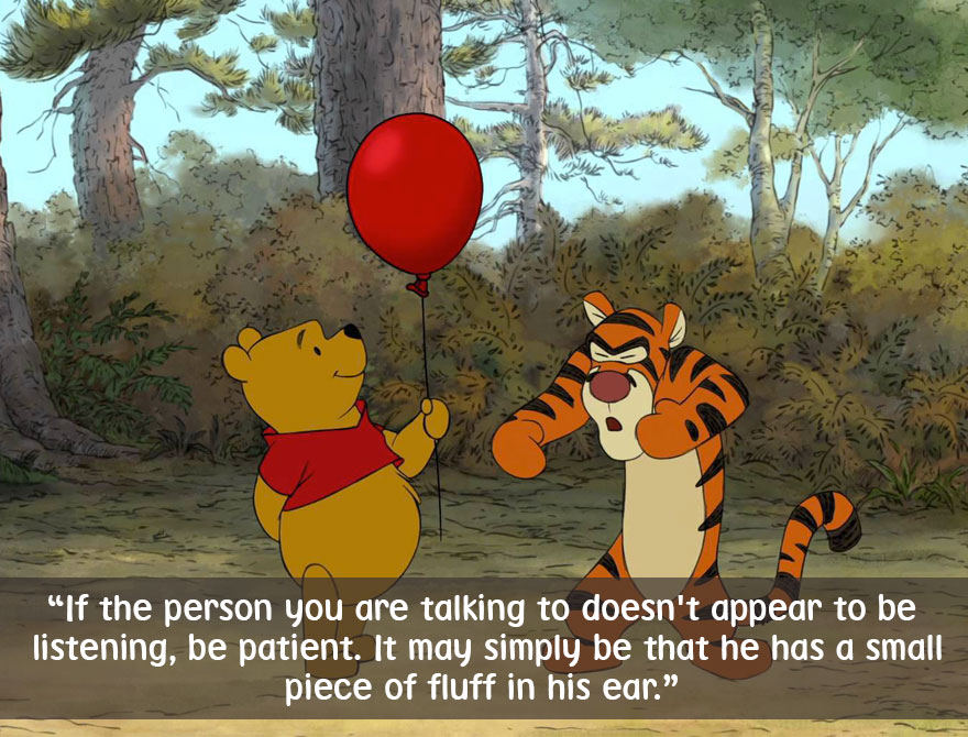 Quotes Winnie The Pooh Awesome Celebrate Winnie The Pooh's Day With 22 Of His Best Quotes  Bored