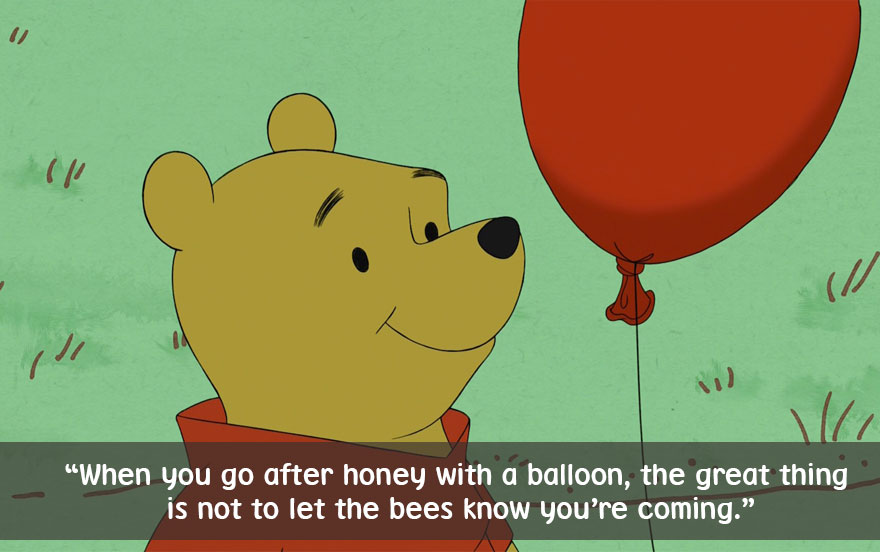 Winnie The Pooh Quotes: Celebrate Winnie The Pooh's Day With 22 Of His Best Quotes