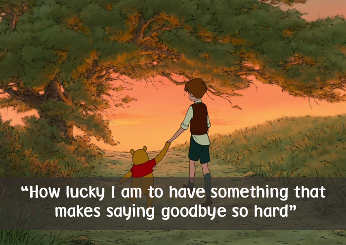 Celebrate Winnie The Pooh's Day With 25 Of His Best Quotes