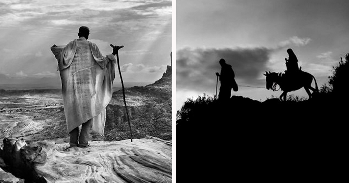 German Photographer Documented His 350 Miles Trek On Three Donkeys Around The Most Remote Places In Africa