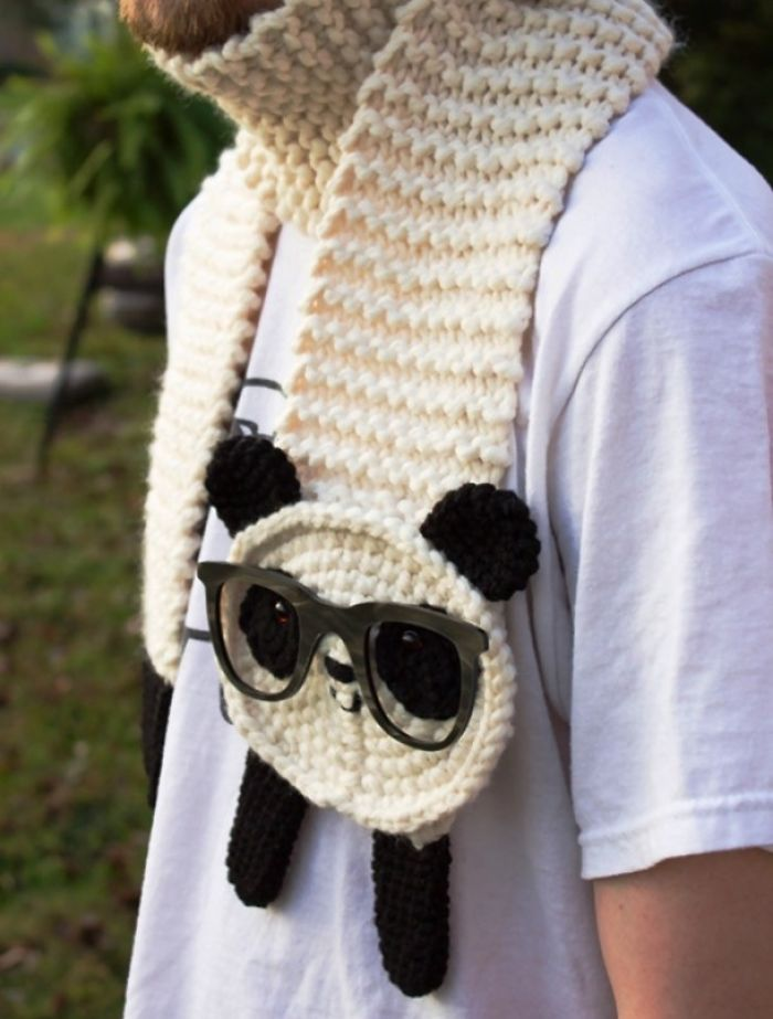 Bored Panda You Should Buy One Of These! Be A Bored Panda Hippie!