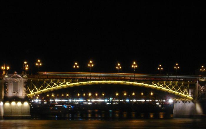 Bridges In Budapest