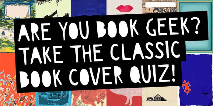 Can You Identify These Classic Book Covers?