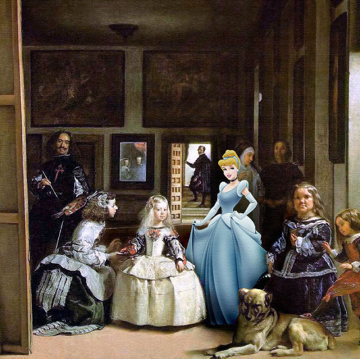 Diego Velázquez's Las Meninas (the Maids Of Honor)