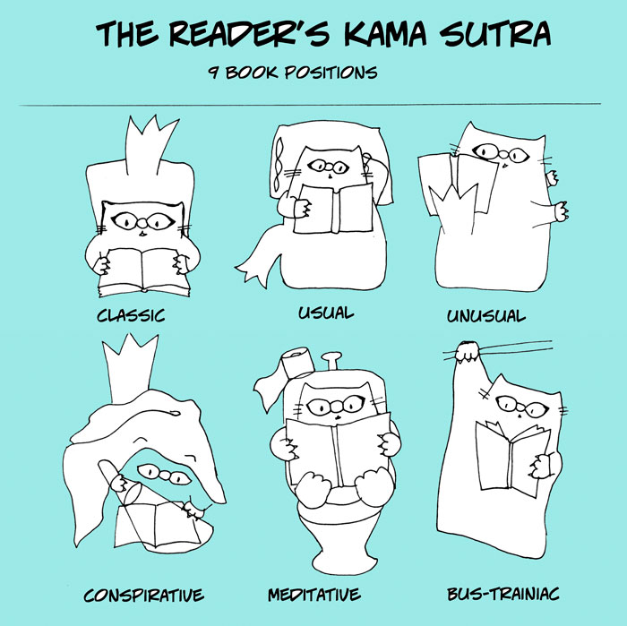 My Cat Created The Reader's Kama Sutra