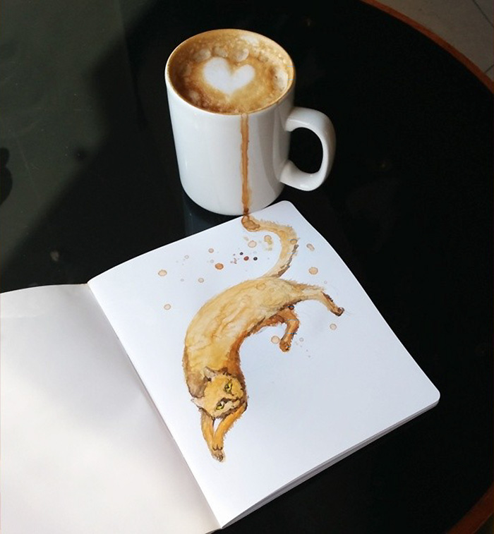 coffee-paintings-cats-elena-efremova-10