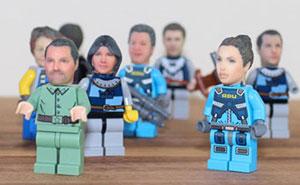 Now You Can 3D-Print Lego Head Of Yourself