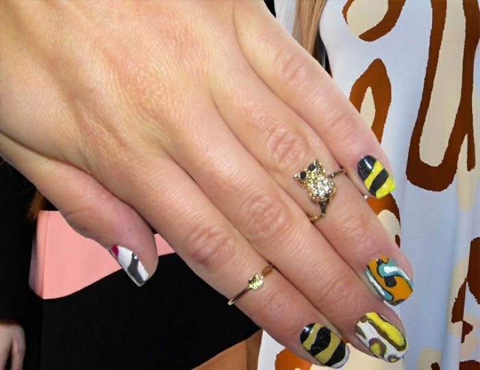 Cute Nail Designs Inspired By Top Designers For 2016