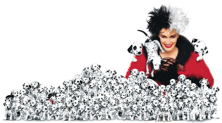 Find The Panda: 102 Dalmatians