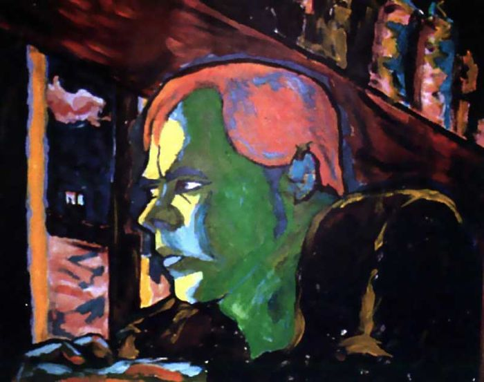 Paintings By David Bowie - Moda