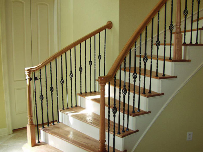 Design Your Interiors With Staircase And Designer Staircase Parts