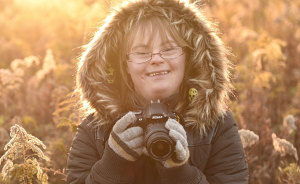 Despite Being A Professional Photographer, I Decided To Learn Anew From My Daughter With Down Syndrome