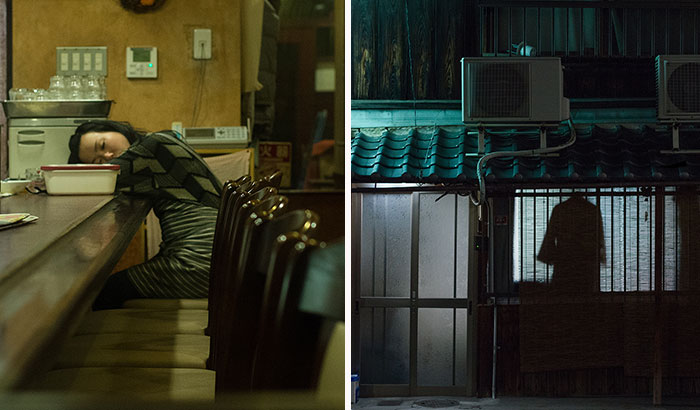 I Photograph People Working Night Shifts In Japan