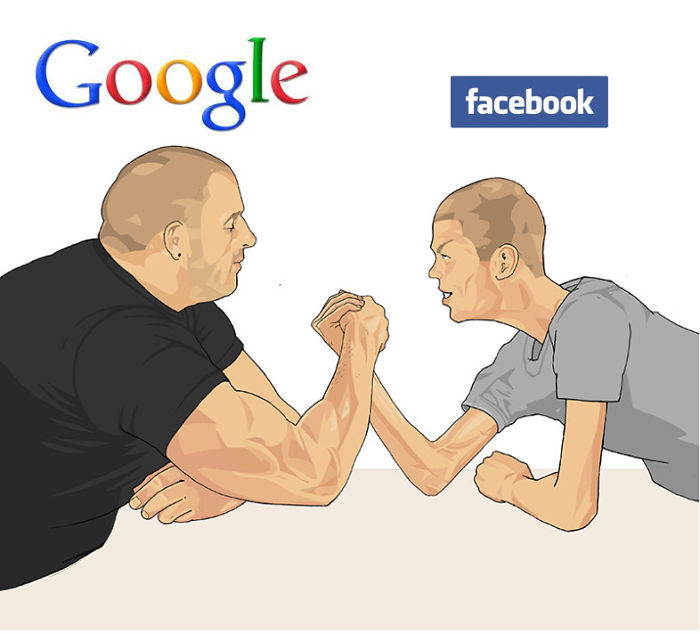 Facebook Overtakes Google As Most Popular Brand
