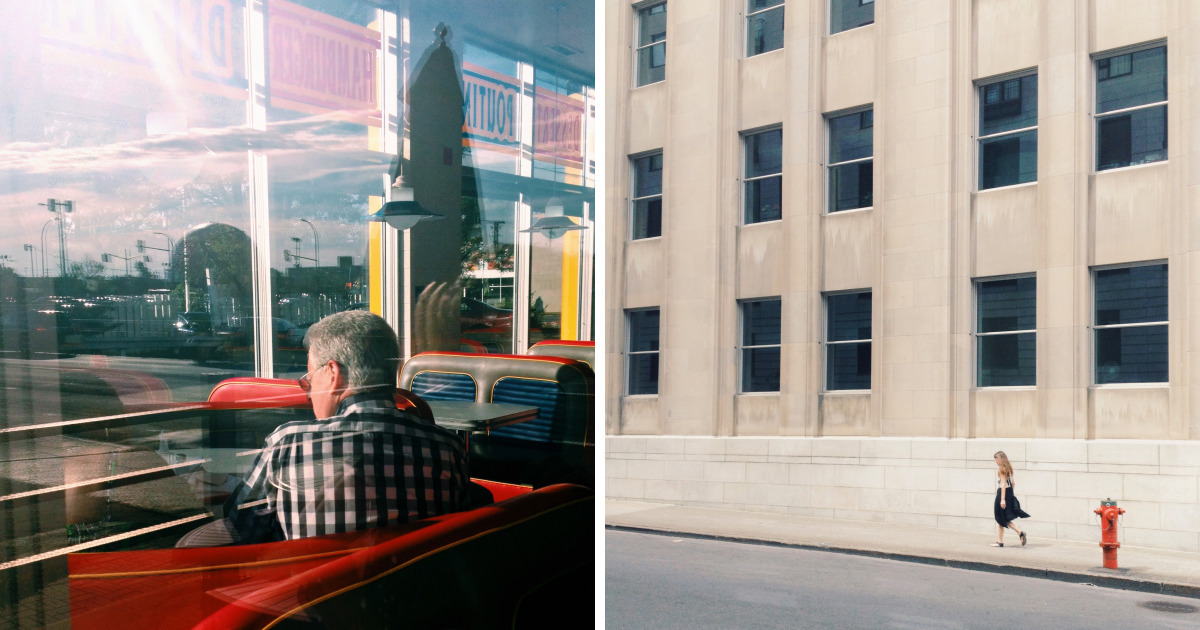 I Photograph Montreal With My Iphone