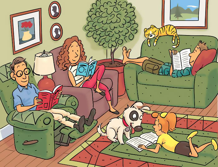 Can You Find 6 Words Hidden In These Puzzles? (12 Pics