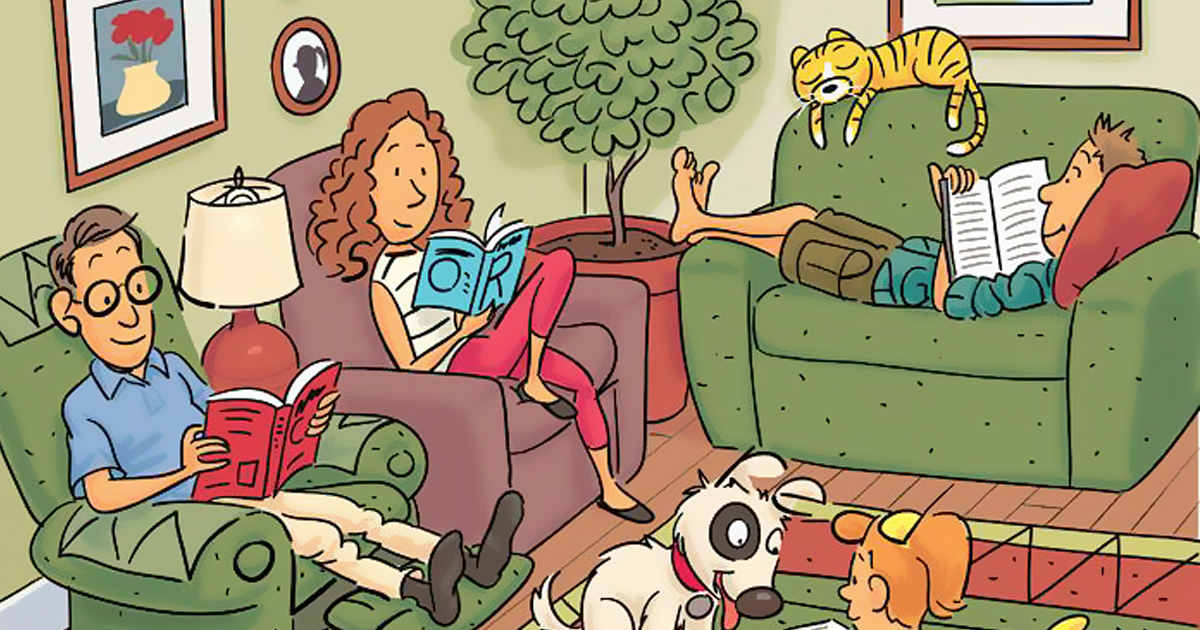 Can You Find 6 Words Hidden In These Puzzles? (12 Pics)