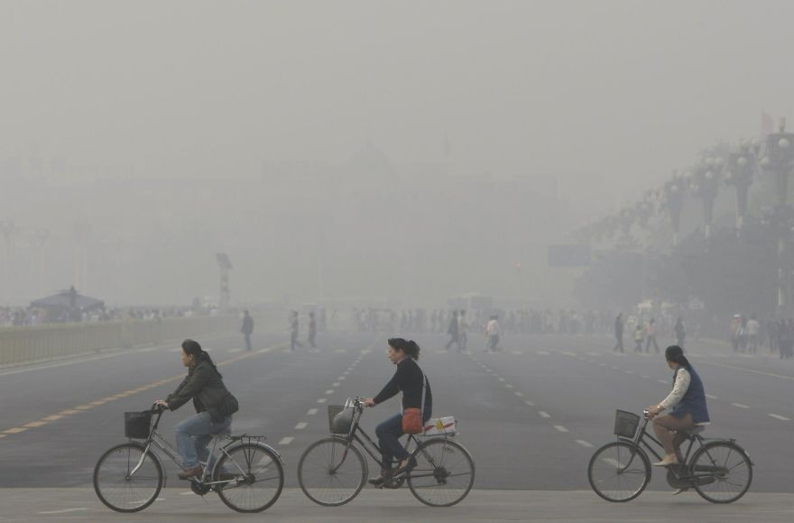 Anti Air Pollution Action Plan 2016 By China