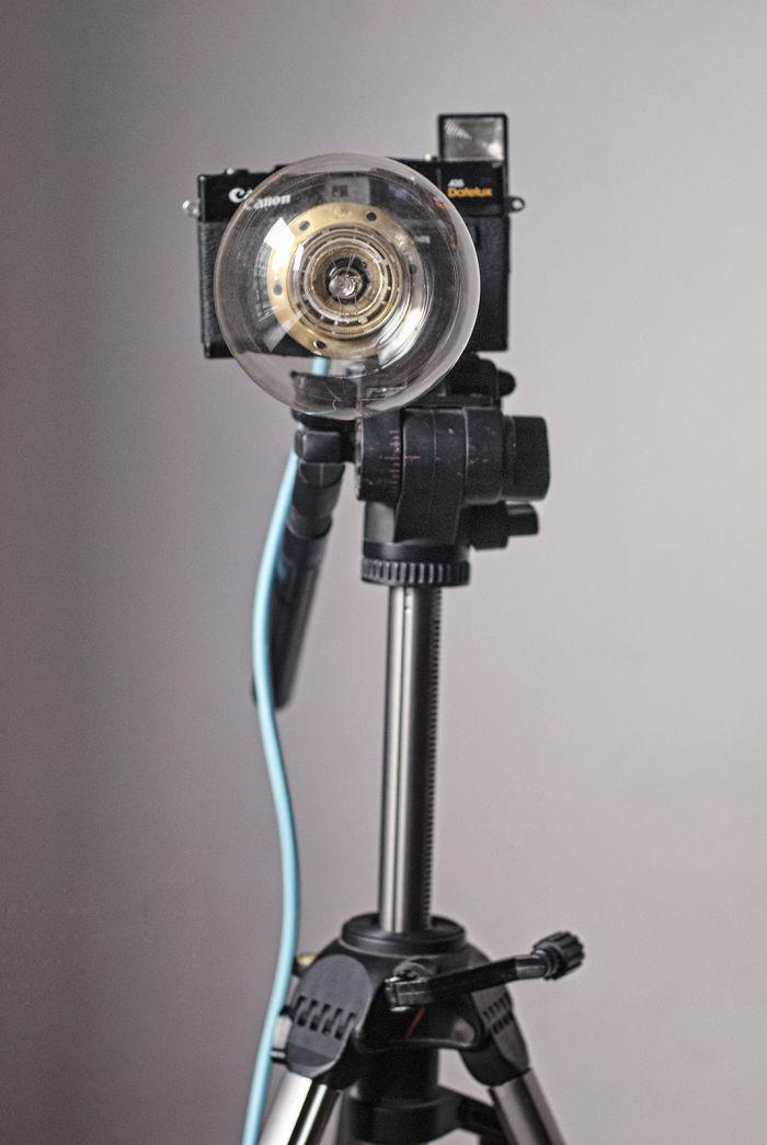 Handmade Cameralamp