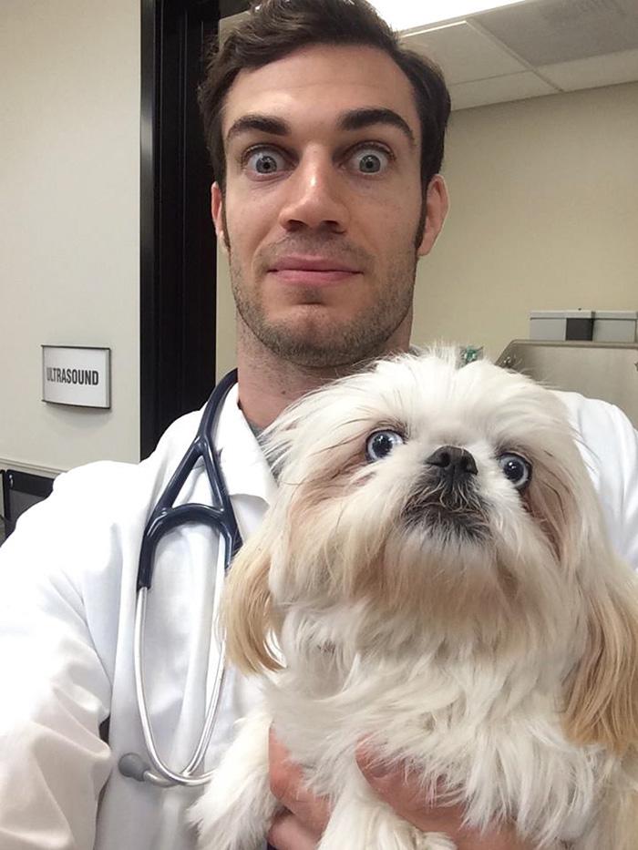Hottest Veterinarian