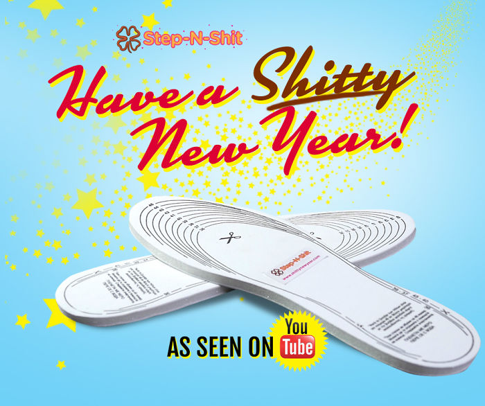 How To Have A Shitty New Year (in A Good Way)