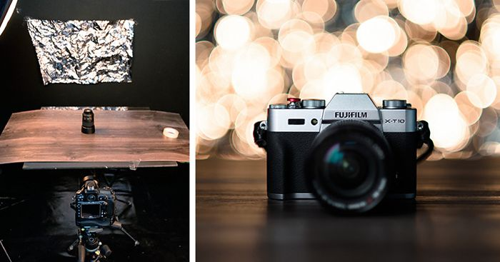 El Bokeh Wall: How To Make Gorgeous Backgrounds Using