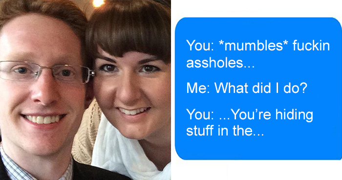 Wife Posts All The Strange Things Husband Tells Her In His Sleep