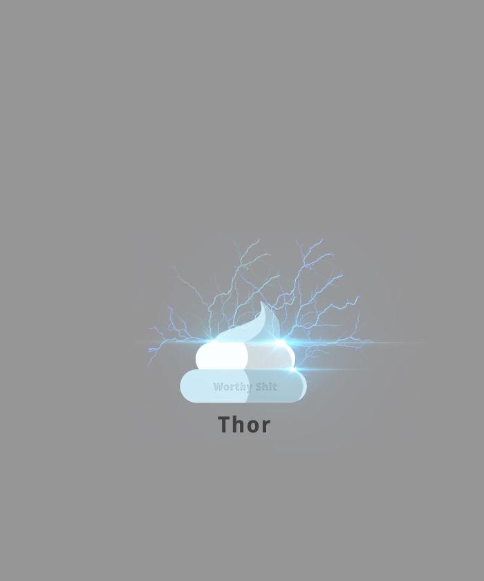 Thor (Thunder Poop)