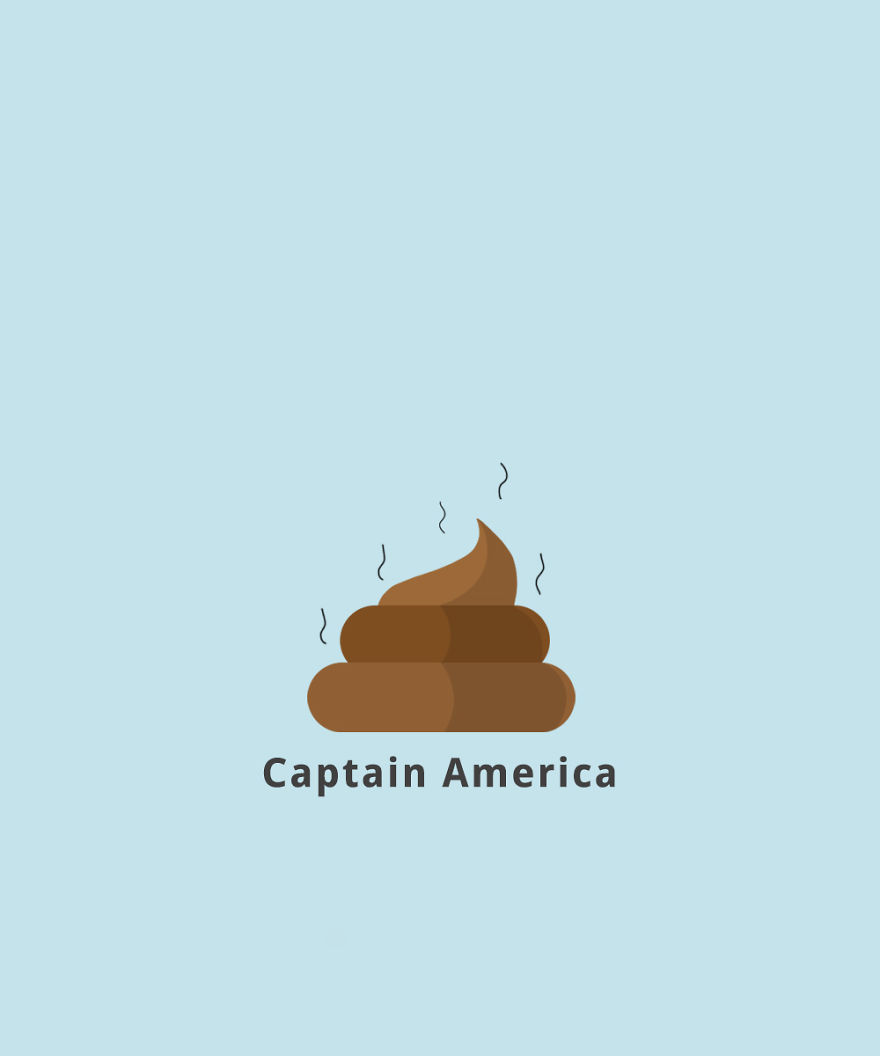 america the poop Vermont loves poop, california is obsessed with taxis, and nevada has a strange fascination with eggplants, a new analysis of america's emoji habits has found smart.