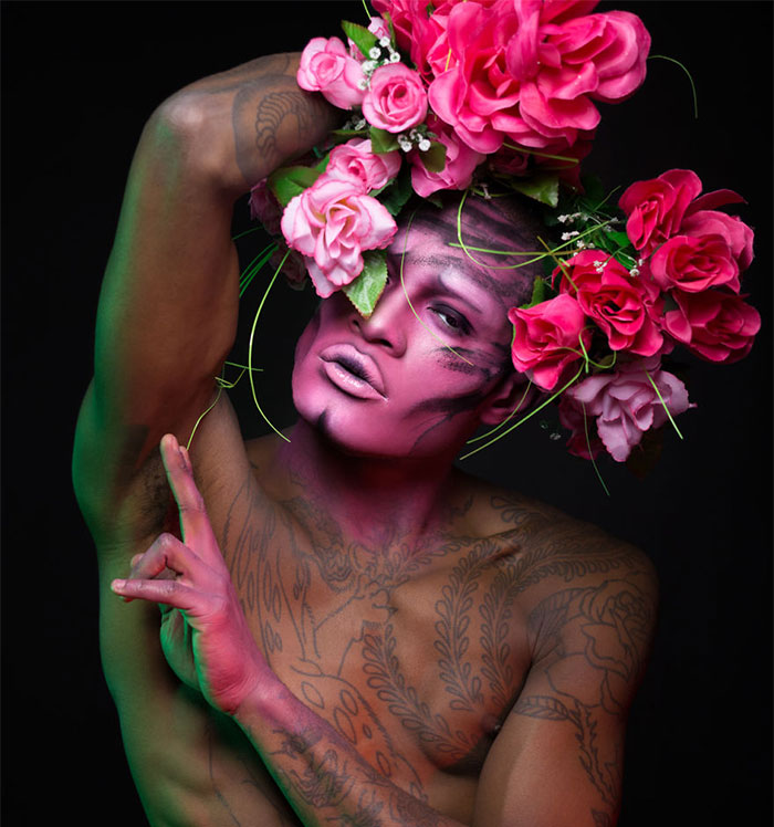 I Photographed Performance Artist Imma To Change The Notion Of Gender Standards