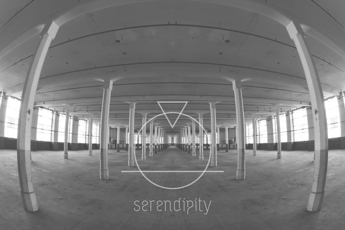 I Tried To Make These Pictures Timeless And Meaningful. Symmetry And Typography.